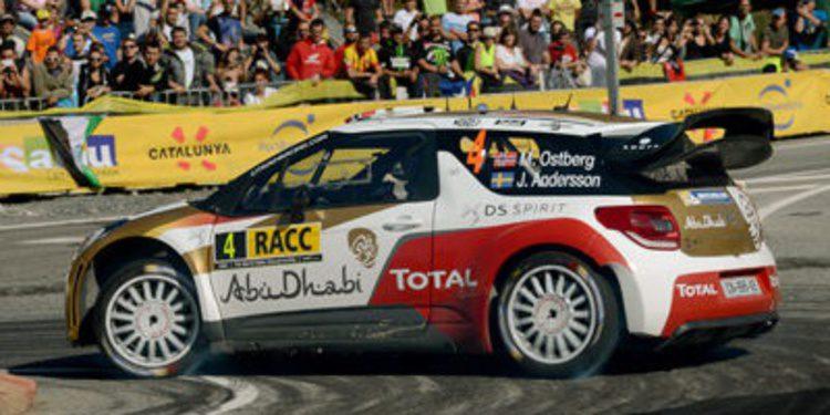 Aumentar la seguridad es uno de los objetivos en el WRC