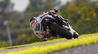 Marc Márquez cierra el test post-GP de MotoGP con el crono más rápido
