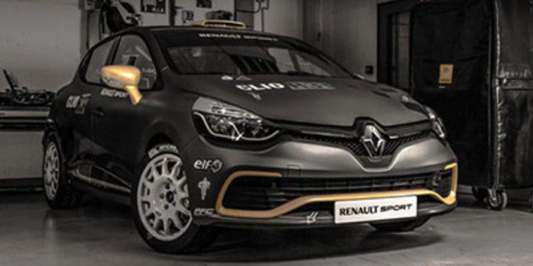 Monarri estrenará el Renault Clio R3T en España