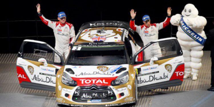 Última cita de la temporada en Gales para Citroën Racing