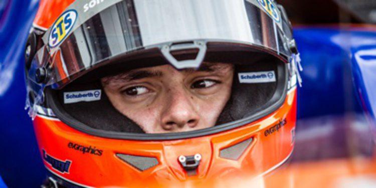 El FP1 del GP de Macao de F3 es para Lucas Auer