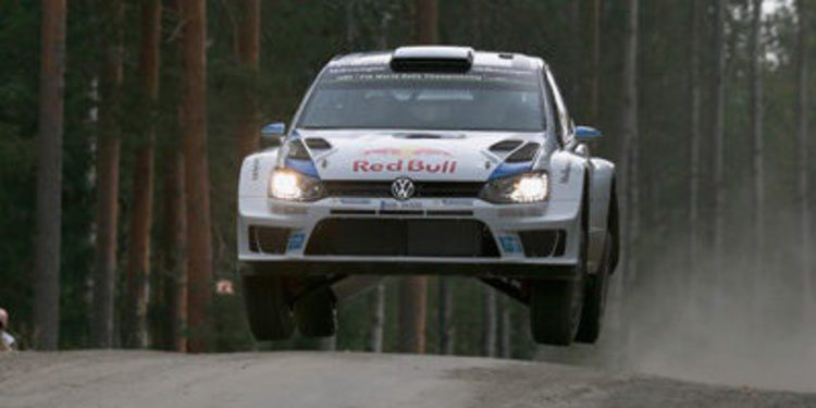 Volkswagen a por la victoria en Gales para cerrar 2014