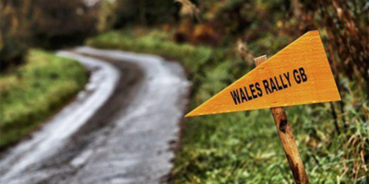 Andreas Mikkelsen es el más rápido en el shakedown del Rally de Gales