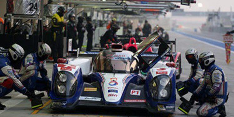Toyota se lleva el doblete en el FP1 de Bahrein