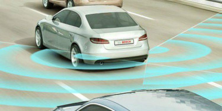 Bosch comienza a fabricar un sensor trasero