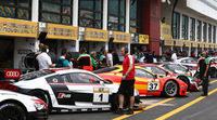 Edo Mortara pole provisional de la Macau GT Cup tras la Q1