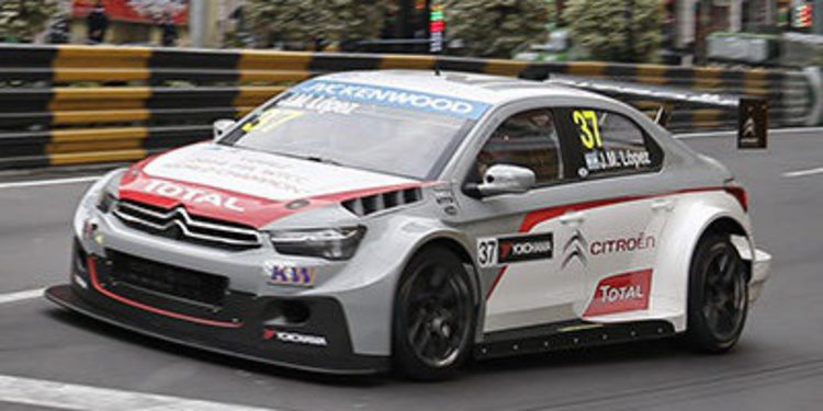 Jose María López se lleva su séptima pole de la temporada