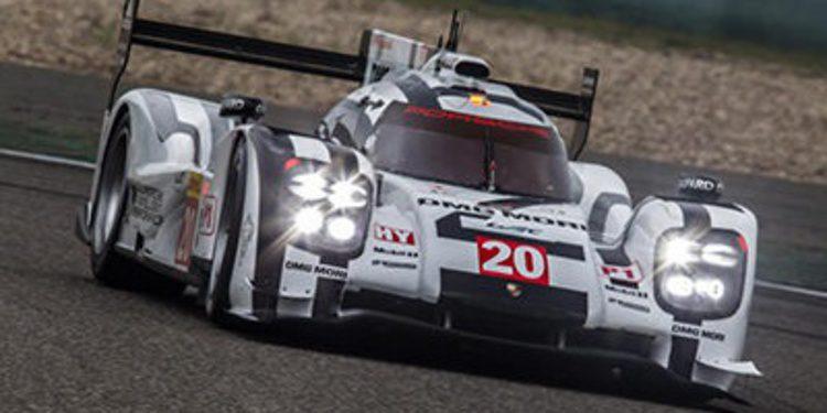 Porsche repite en el FP3 y es candidato a la pole en Bahrein