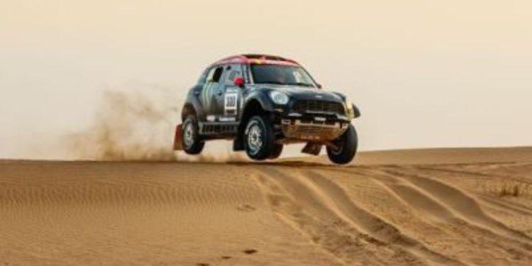 X-Raid llevará ocho Mini al Dakar 2015