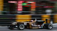 Felix Rosenqvist gana la carrera de clasificación de F3 en Macao