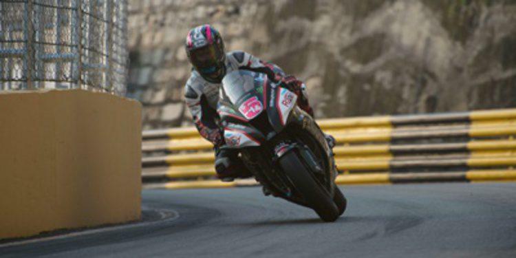 Stuart Easton gana el 48º GP de Macao de Motociclismo