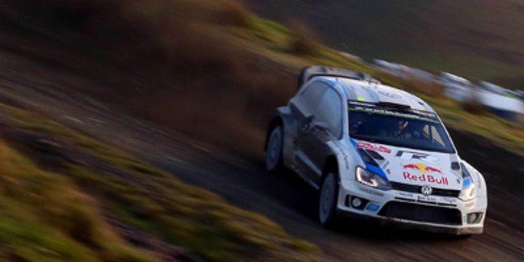Latvala le deja en bandeja el Rally de Gales a Seb Ogier