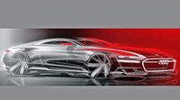 Audi publica los primeros bocetos del A9 conceptual