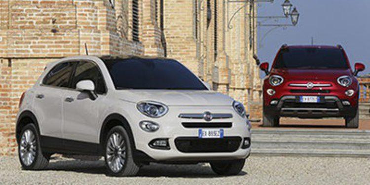El nuevo Fiat 500X desvela sus primeros detalles