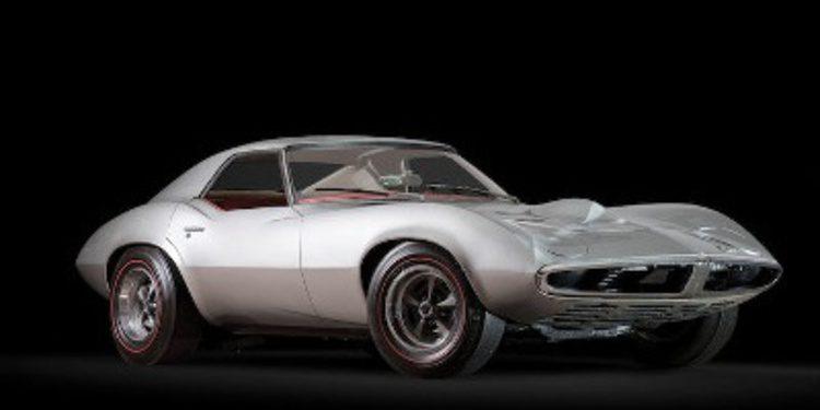 Pontiac Banshee I de 1964, prototipo olvidado por el tiempo