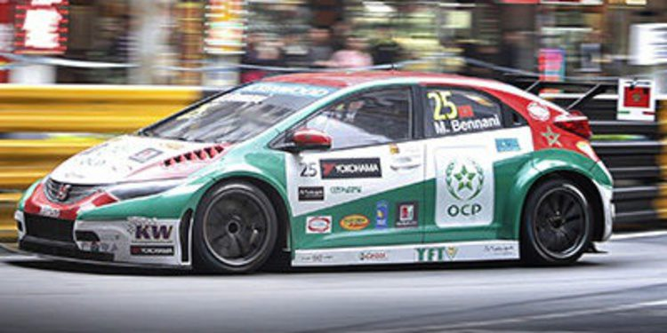 Directo de la carrera 1 del WTCC en Macao