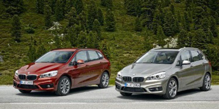 Versión híbrida para el BMW Serie 2 Active Tourer