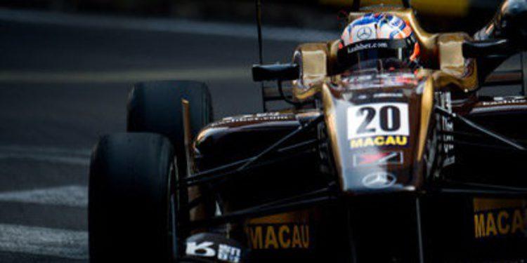 Felix Rosenqvist gana el 61º Gran Premio de F3 en las calles de Macao