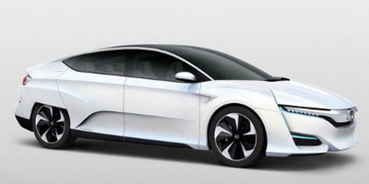 Honda presenta y retrasa el nuevo FCV de hidrógeno
