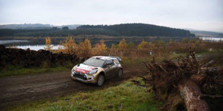 Así queda el WRC 2014 tras el Rally de Gales