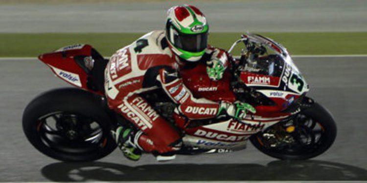 Fechas pretemporada 2015 en el Mundial de Superbikes