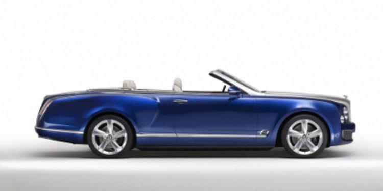 Bentley presenta el Grand Convertible concept