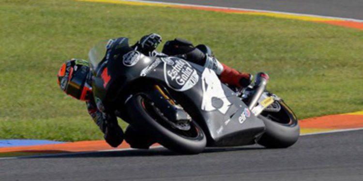Rabat y Antonelli mandan en el segundo día de test en Valencia