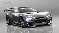 Espectacular Subaru VIZIV Vision Gran Turismo