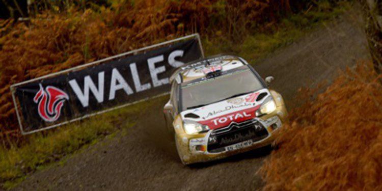 Kris Meeke confirmado por Citroën en el WRC para 2015