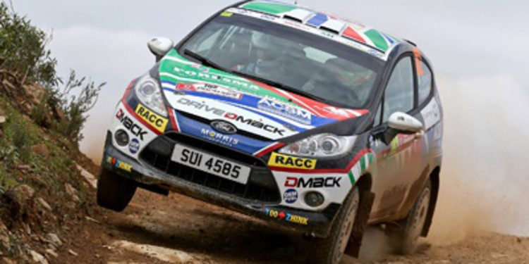 José Antonio 'Cohete' Suárez pelea por estar en WRC2