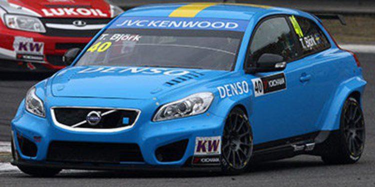 Volvo estará en el WTCC en 2015