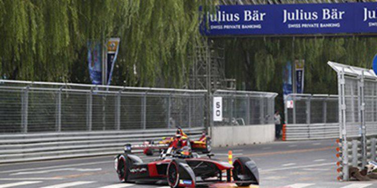 La Formula E aterriza en Putrajaya