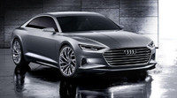 Audi destapa su buque insignia con el Prologue
