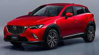 ¡El nuevo Mazda CX-3 ya está aquí!