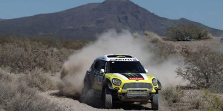 Lista de inscritos del Dakar 2015 en coches