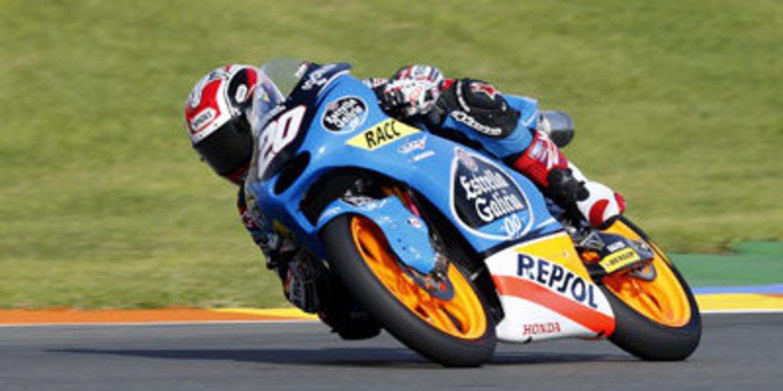 Positivos test para Quartararo y Herrera en Valencia