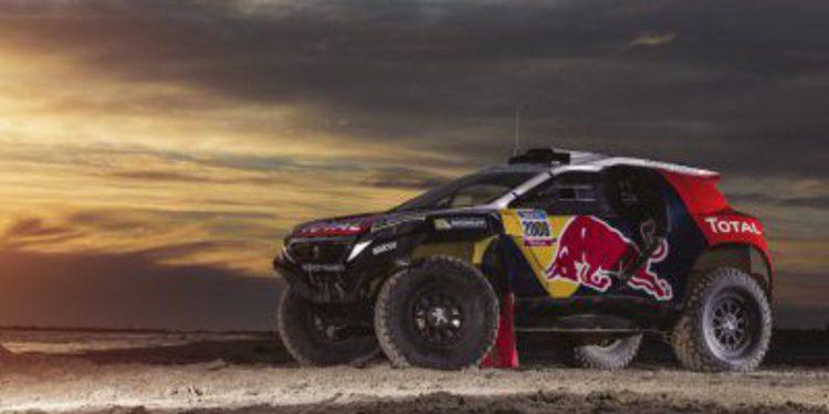 El Peugeot 2008 DKR del Dakar 2015 en profundidad