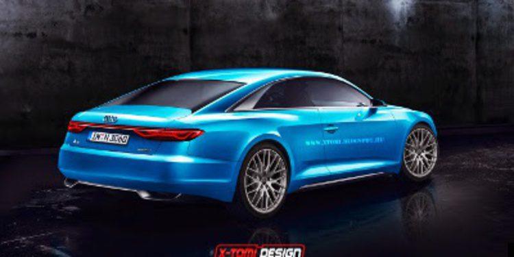 Renderizado el futuro Audi A9 de producción