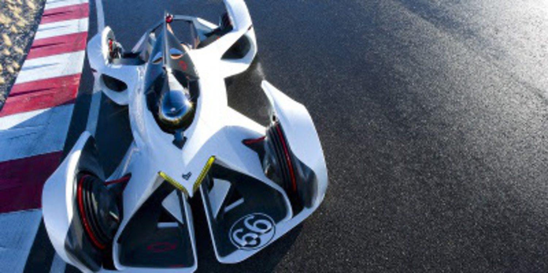 Todas las imágenes del Chaparral 2X Vision GT