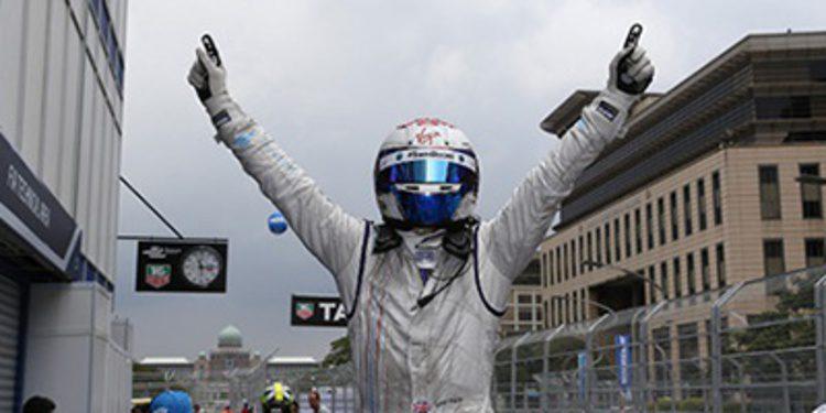 Sam Bird domina el ePrix de Putrajaya
