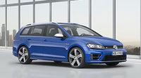 El nuevo Volkswagen Golf R Variant, en movimiento