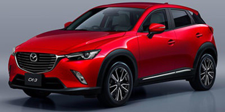 El nuevo Mazda CX-3, en imágenes