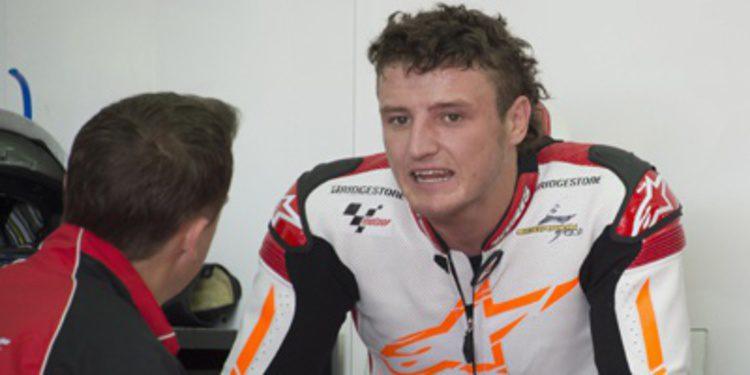 Jack Miller de test con HRC en el Circuito de Sepang