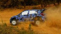 Arrancan los test de los World Rally Car 2015