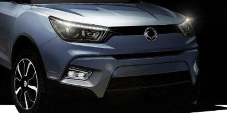 Ssangyong pone nombre a su nuevo SUV