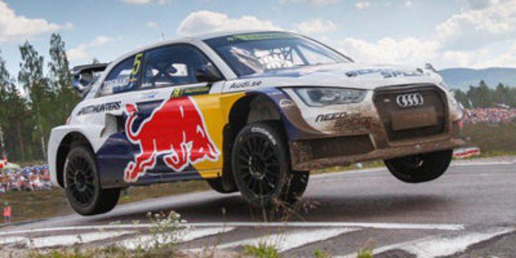 El Mundial de Rallycross cierra 2014 en Argentina