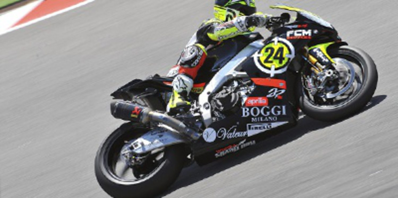 Toni Elías y Ayrton Badovini pareja de JR Racing en WSBK