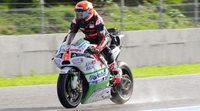 Michele Pirro domina el mojado cuarto día de test en Jerez