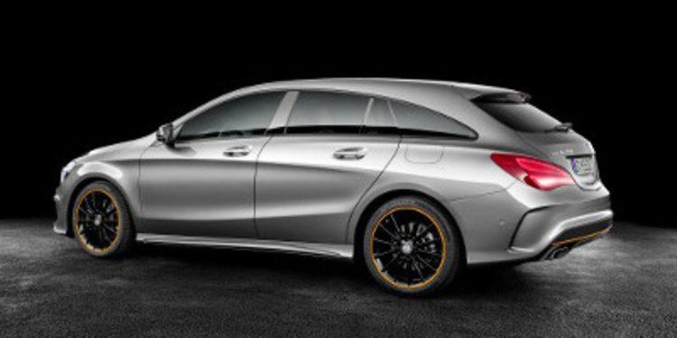 Todas las imágenes del nuevo Mercedes CLA Shooting Brake