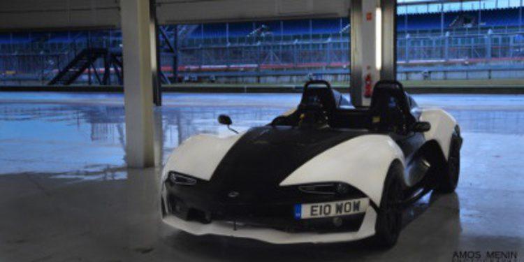Probamos el nuevo Zenos E10 en Silverstone